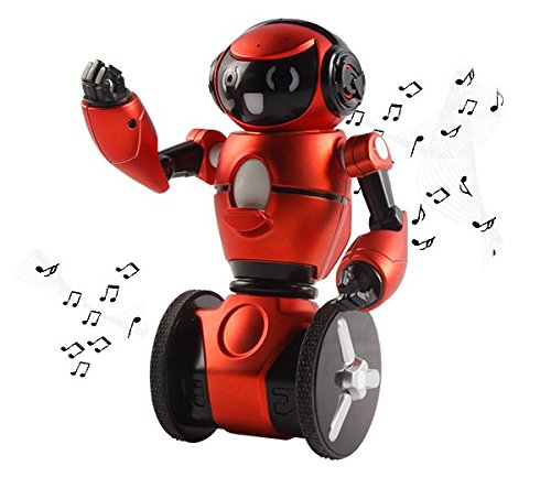 New WLtoys F1 Remote Control RC Robot Intelligent Balance Wheelbarrow Dance Drive Box Gesture Battle Action Electric Toy Gift wl f1 2 4ghz radio control electric intelligent balance g sensor rc battle robot