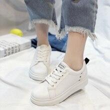 Casual Women Vulcanized Shoes Summer Fla
