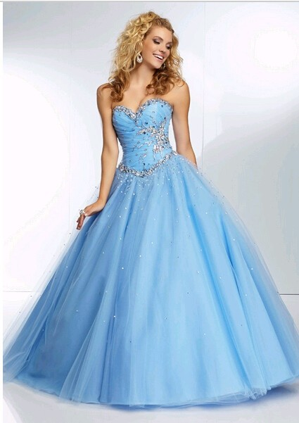 Blue Sweet 16 Dresses Promotion-Shop for Promotional Blue Sweet 16 ...