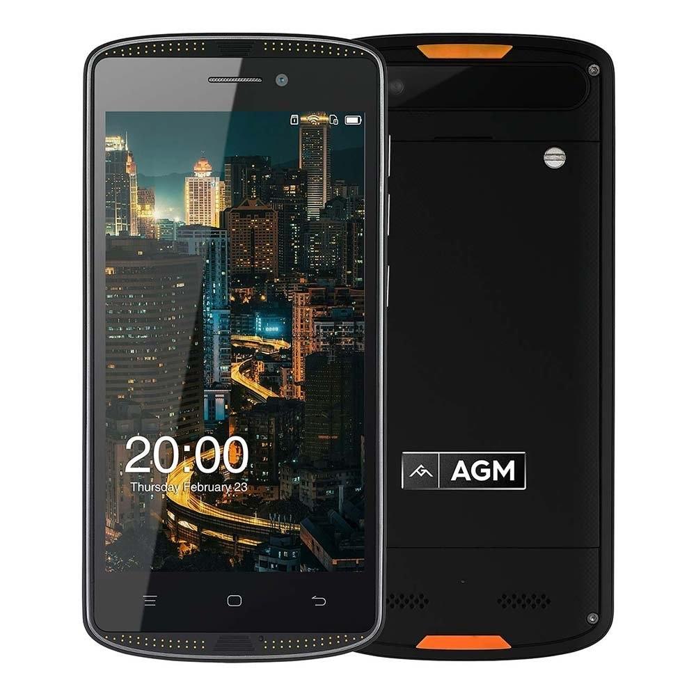 AGM X1 Mini 4G LTE Smartphone Android 6 0 5 0 Quad Core 2GB RAM 16GB
