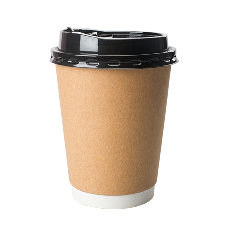 8oz high end double wall heat insulation hot coffee cup for High end coffee mugs