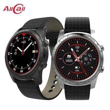Продажа ALLCALL W1 Smartwatch телефон Android 5,1 Bluetooth, Wi-Fi 3g соединения MTK6580 4 ядра 1. 3g Hz 2 ГБ/16 ГБ gps умные часы телефон