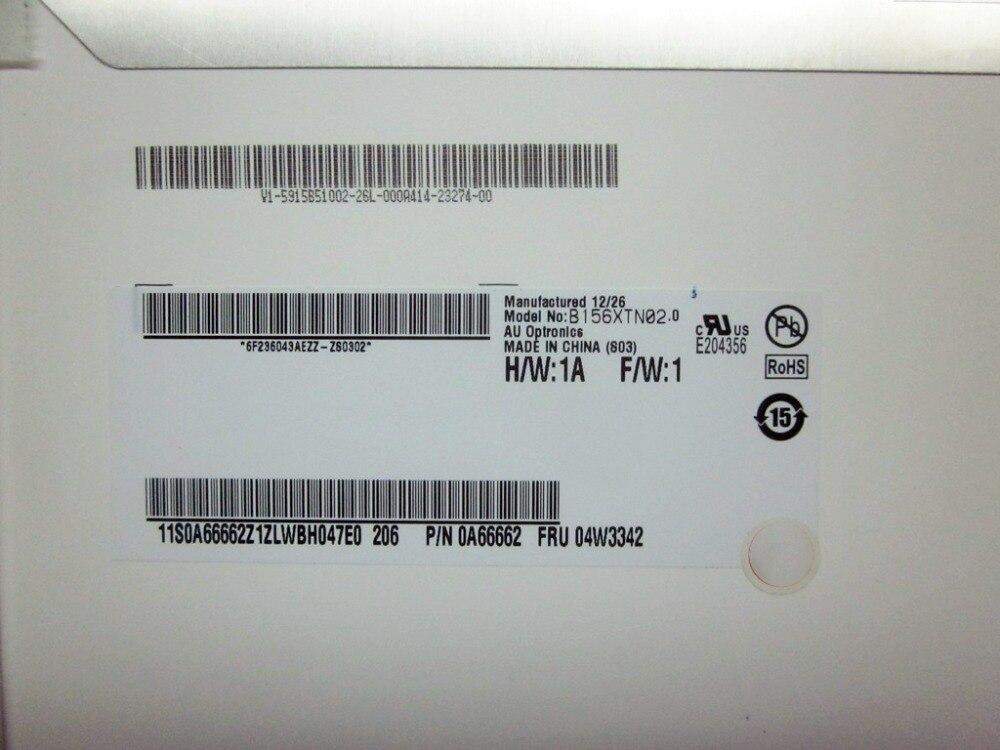 สำหรับ B156XTN02.0 จอแสดงผล LCD 1366X768 40pin แล็ปท็อป Glossy Matrix-ใน หน้าจอ LCD ของแล็ปท็อป จาก คอมพิวเตอร์และออฟฟิศ บน AliExpress - 11.11_สิบเอ็ด สิบเอ็ดวันคนโสด 1