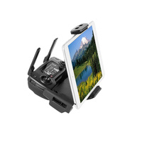 Mavic Air DJI Spark Remote Controller Bracket Clip Tablet Phone Holder Transmitter Mount Stretch Bracket Mavic Pro Accessories