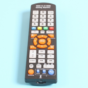 Image 4 - 45keys Universal Remote control with learn function, controller for TV,STB,DVD,DVB,HIFI,  L336 work for 3 devices.