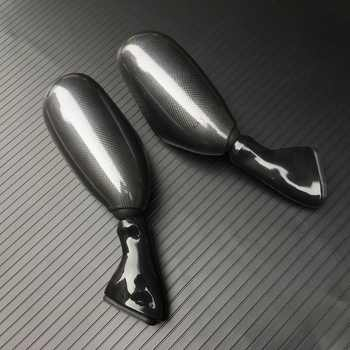 Carbon Black Rear View Mirrors For Suzuki Katana GSX600F GSX750F GSX 600F/750F 1998-2002 1999 2000 2001 New - DISCOUNT ITEM  10% OFF Automobiles & Motorcycles