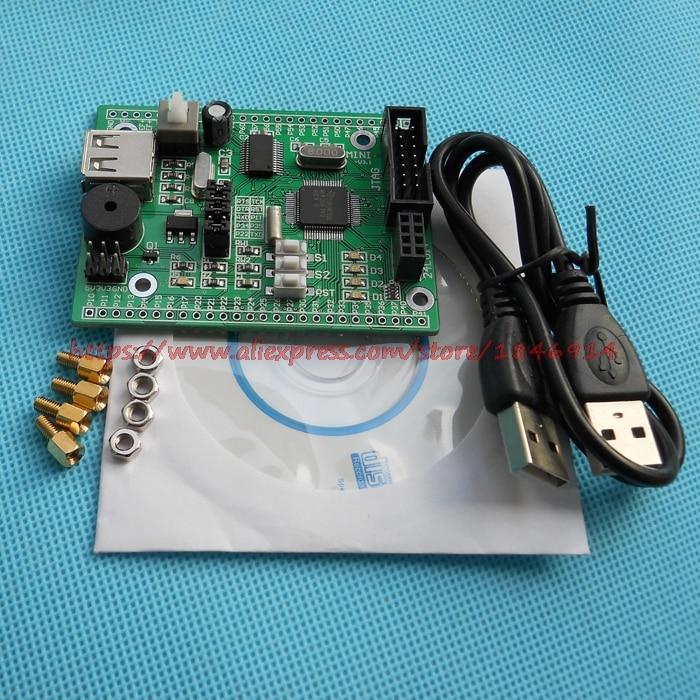 MSP430F149 MCU Minimum System Board Core Board Development Board Download With BSL Send USB Line