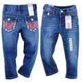 2016 Girls Jeans Brand New Children Jean Girls Clothes Boy's Jean Pants Kids Trousers Denim Leggings