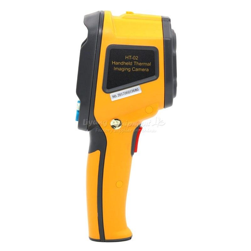 Heat visionHD infrared Thermal Camera Q10122 thermometer infrared thermal camera flir sensor take photos 4g storage q10122