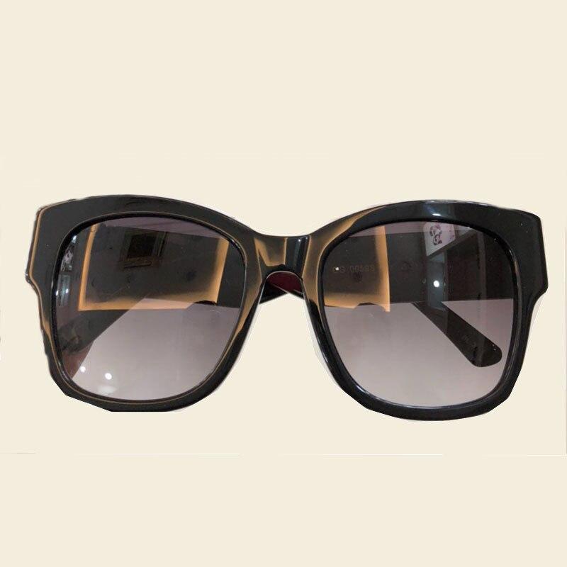 Hohe Qualität Shades Mit no 1 Vintage De No Frauen Sonnenbrille 4 no 2 Quadrat Acetat Sol Rahmen no Für 6 no Party 5 no 3 2018 Mode Oculos 7 Feminino Box no xaWzII