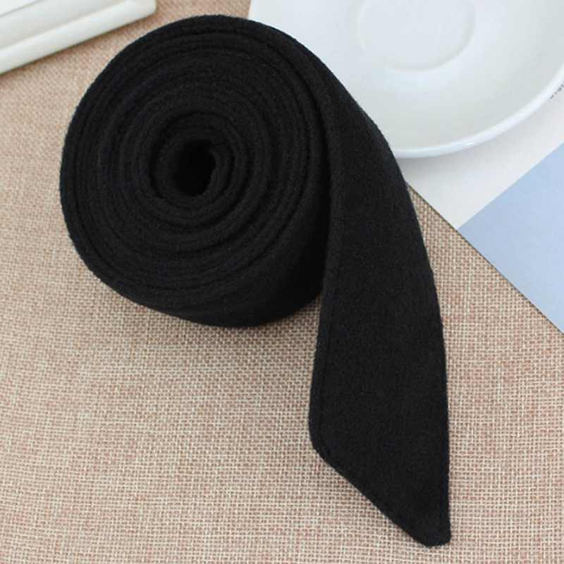 Hot Sale 1PC Unisex Belt Tie Women Coat Tie Faux Hairy Belt Waistband Wrap Fashion Wool Buckles For Trench Overcoat Accessories