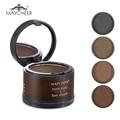 Nueva Moda MAYCHEER Polvo Ceja/Del Pelo Línea de Sombra de ojos Maquillaje En Polvo Extracto De Rosa fácil de Usar Maquillaje Ceja con Espejo y Puff