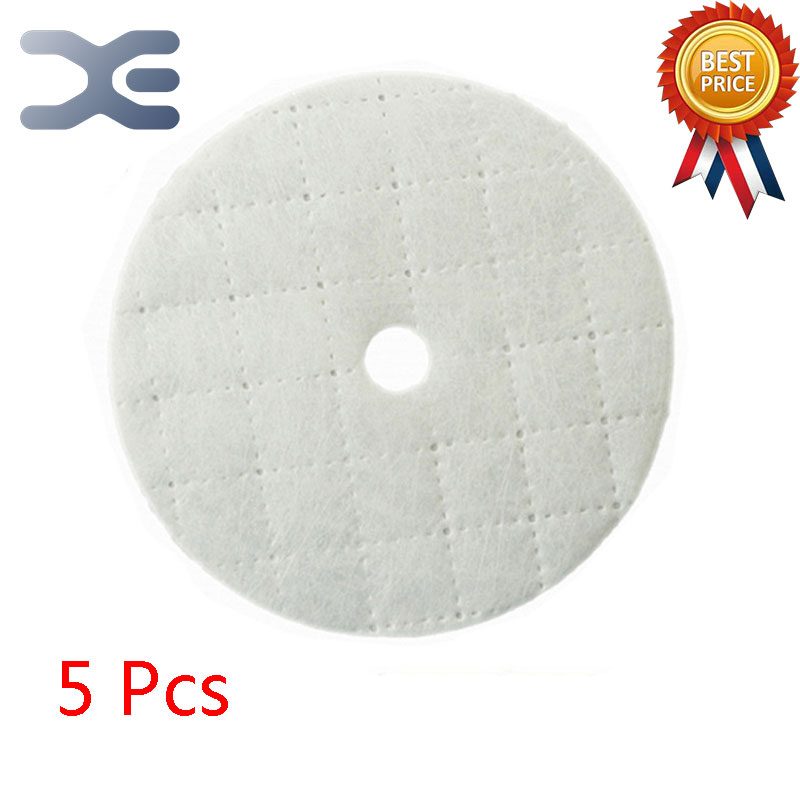 5Pcs Lot High Quality Adaptation For Philips FC8202 / 8204/8254 Vacuum Cleaner Accessories Filter Outlet Filter