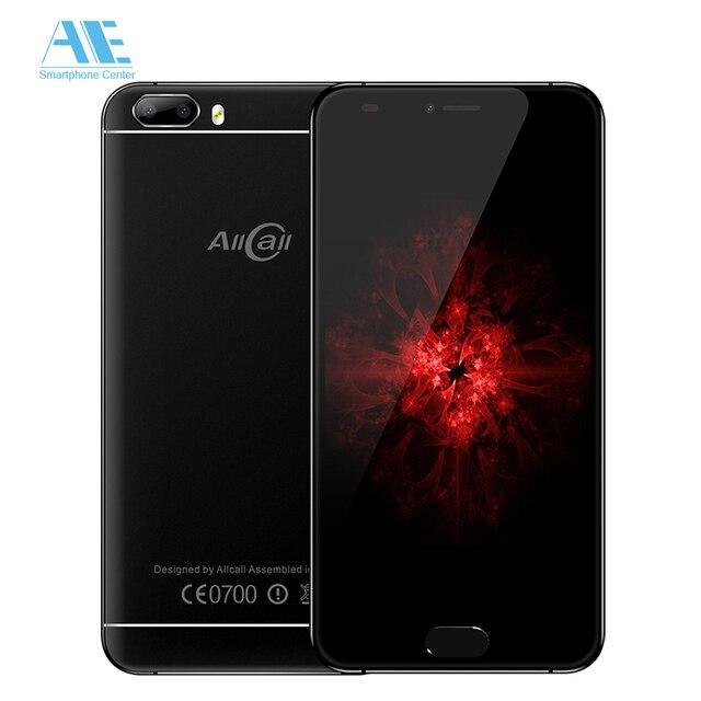 Оригинальный allcall Bro двойной сзади Камера MT6580A Quad Core 1.3 ГГц Android 7.0 1 ГБ Оперативная память 16 ГБ Встроенная память 1280x720HD 5.0 дюймов OTG Смартфон