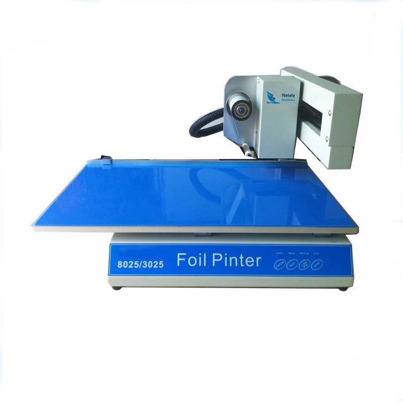 Us 3499 0 Nataly Gold Silver Foil Printer Machine Hot Stamping Pen Printer For Invitation Letter Book Cover Business Card Etc In Printers From