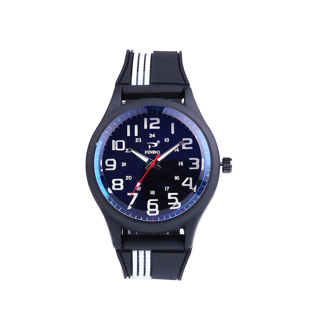 Watch Quartz Zhou Saat Winner Wild Temperament Lianfa Leban Relogio Masculino Student