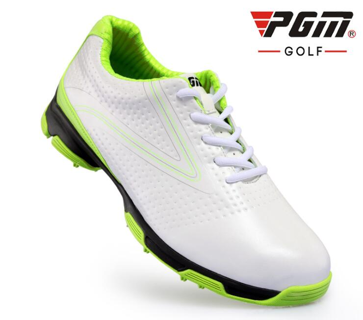 PGM Mens Golf Sports Shoes Anti-sideslip Technology and Waterproof and Breathable and Light Weight Golf Sneakers,Free shipping brand pgm adult mens golf sports shoes anti sideslip technology and waterproof and breathable and light weight golf sneakers