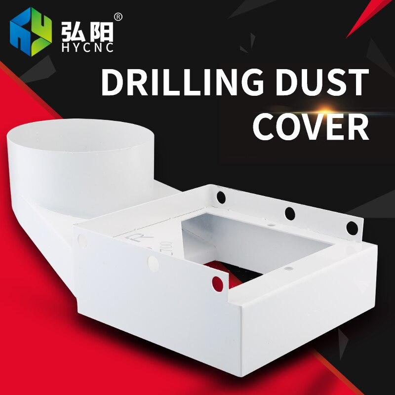 Machine à graver rangée perceuse cache-poussière sac de forage cache-poussière rangée perceuse aspirateur machine à graver housse sous vide