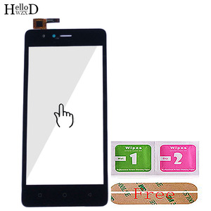 Image 4 - 5 Mobile Touch Screen Digitizer Panel For TP Link Neffos C5A Touch Screen Glass Front Lens Sensor Tools Adhesive