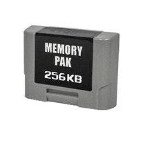 258KB Controller Pack Expansion Speicher Karte Für N 64 Controller