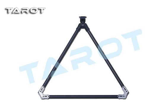 Tarot Large electric retractable landing gear group TL4N002 for RC helicopter free tracking shipping image