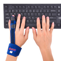 Trigger Finger Splint For Treat Finger Stiffness Pain Popping Clicking From Stenosing Tenosynovitis Adjustable Finger Guard