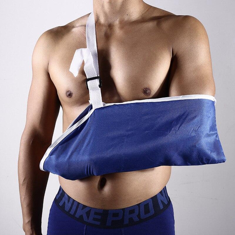 Vertvie Arm Sling Shoulder Medical Wrist Elbow Rotator Cuff Support Brace Immobilizer Lightweight Breathable Orthopedic 1PC
