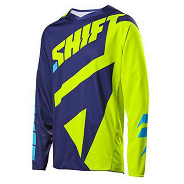 9bed4172f 2018 Men RockStar Motocross MX jersey Mountain Bike DH Clothes Bicycle  Cycling MTB BMX Jersey Motorcycle Cross Country shirts