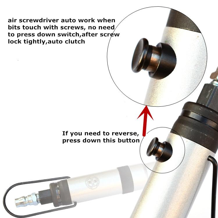 eelseadistatud pöördemomendi tüüpi õhukruvikeeraja automaatne - Elektrilised tööriistad - Foto 5