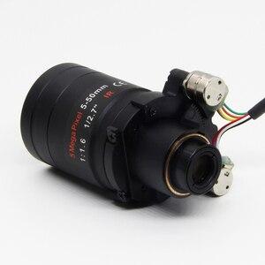 Image 5 - מנוע 5 מגה פיקסל Varifocal עדשת 5 50mm D14 הר ארוך מרחק תצוגה עם ממונע זום ולהתמקד עבור 1080P/5MP AHD/IP מצלמה