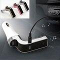 Car Kit Golden MMC FM Transmitter Auto MP3 Player LCD SD For Phones  Modulator Handsfree Bluetooth USB New Hot