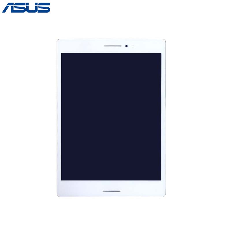 8 inch Full LCD Display Touch Screen Panel Digitizer Frame Assembly For ASUS Zenpad S 8.0 Z580 Z580CA Z580C 27mm with Frame 11 6 lcd and touch screen with frame for teclast tbook 16s full lcd display panel touch screen digitizer assembly free shipping