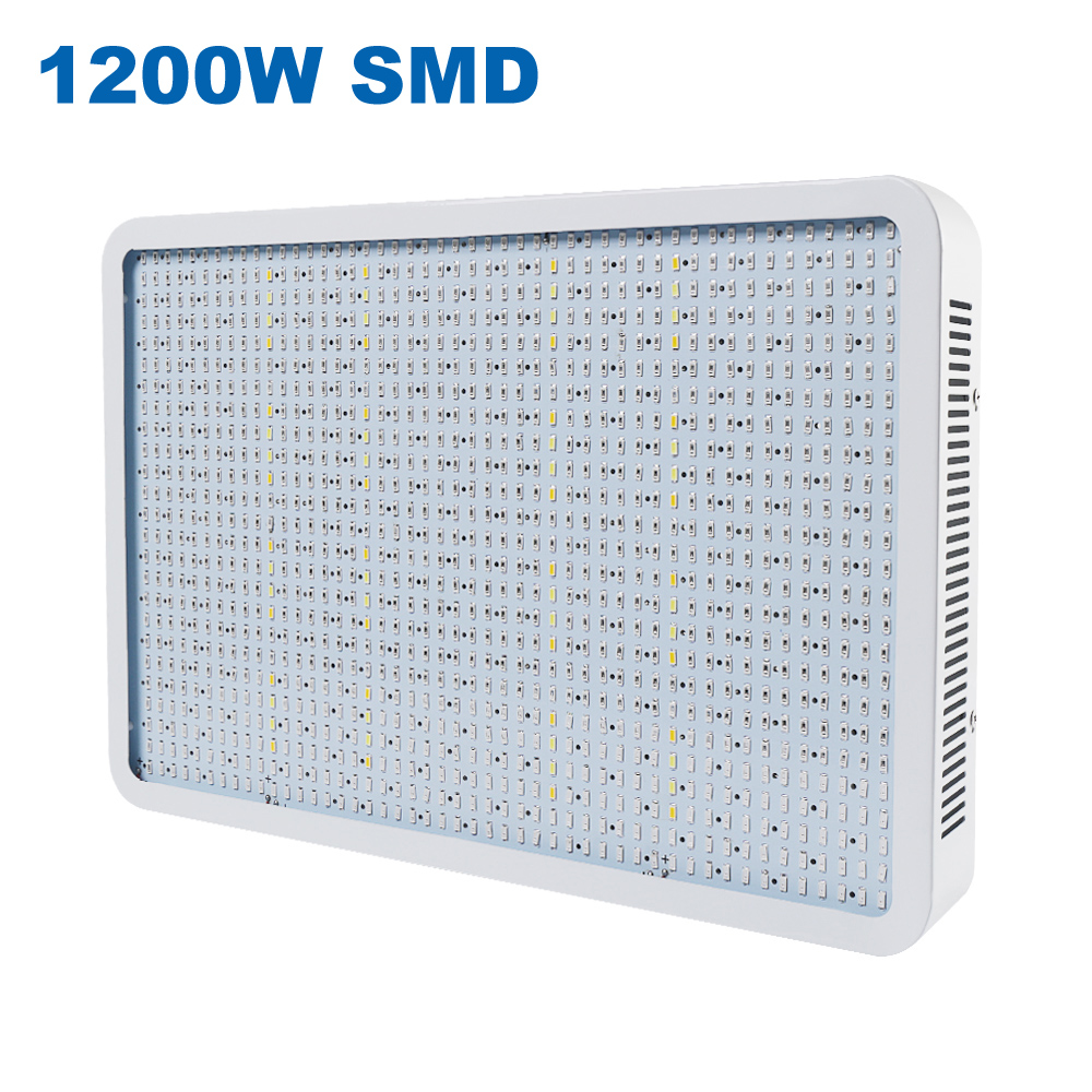 Full Spectrum 1200W 400W LED Grow Light Red/Blue/White/UV/IR AC85~265V SMD 5730 Led Plant Lamps Best For Growing and Flowering full spectrum 600w led grow light double chips red blue white uv ir ac85 265v led plant lamps best for growing and flowering