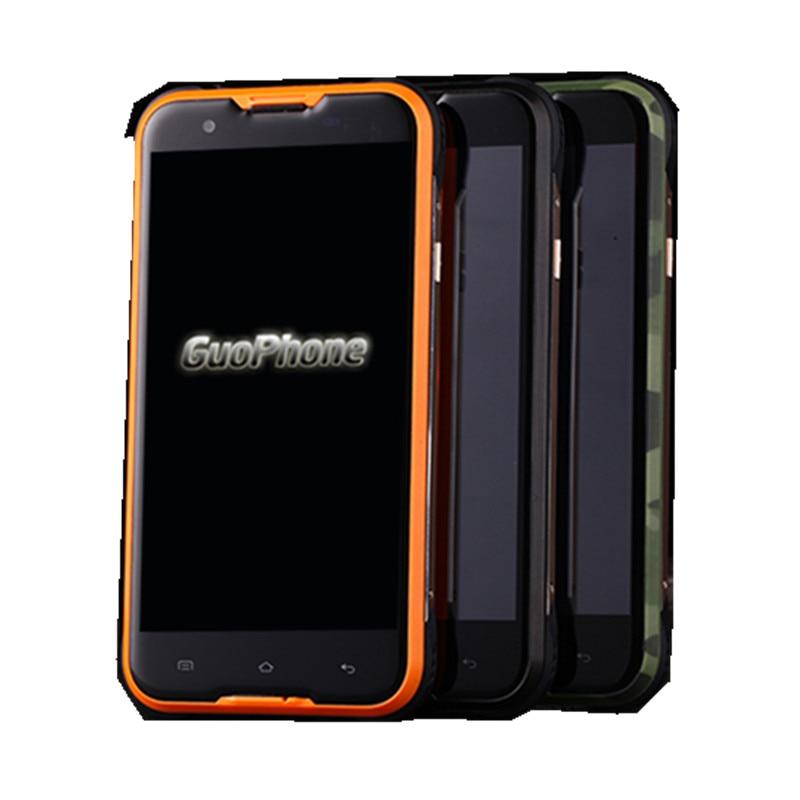 bilder für Ursprüngliche GuoPhone V18 Telefon 4G LTE Wasserdichte MT6735 Quad Core Android 5.1 Mobile Handy 2 GB RAM 16 GB ROM PK BV5000