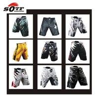 SOTF 2015 nowe MMA boks mma Muay Thai boxing szorty męskie walka Muay spodenki mixed martial arts kufry sportowe spodnie Darmowe zakupy