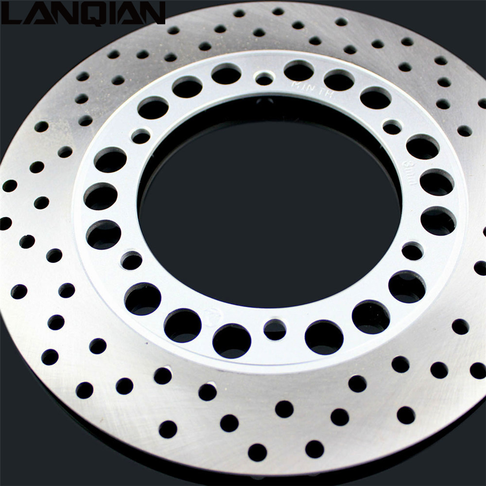 High Quality Motorcycle Accessories Front Floating Brake Disc Rotor For YAMAHA MAJESTY YP250 YP2 lopor front brake rotor disc for dt200 wr200 wr200r dt230 lanza tt250r raid ttr250 yp250 majesty dx de luxe abs