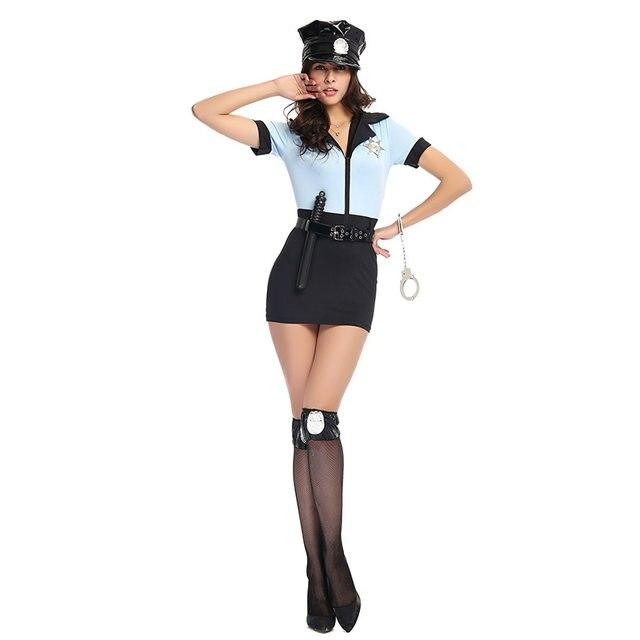 Образ сексуального полицейского