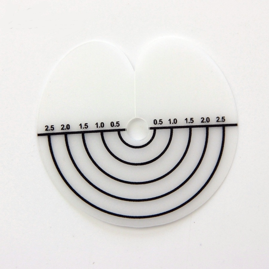 25pcs Hair Extension Heat Protector Shields For Hot Fusion Hair Extension Tools
