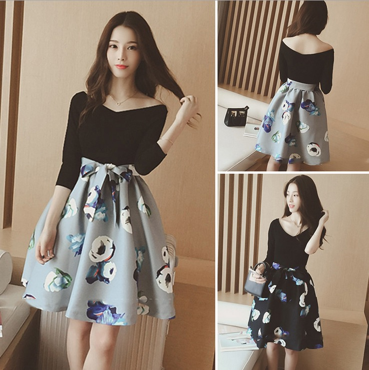 Teenage Girls Dress 2016 Spring Autumn Ball Gown 1318 Years Old