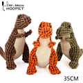 Pet Puppy Chew Squeaker Squeaky  Dinosaur Sound  For Dog Sound Toys three Colors