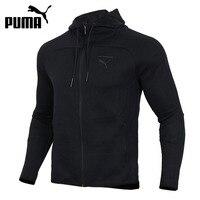 Original New Arrival 2018 PUMA Pace Primary FZ Hoody Men S Jacket Sportswear
