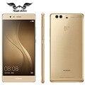 Оригинал HUAWEI P9 PLUS 4G LTE Мобильного Телефона Кирин 955 Octa Ядро 4 ГБ RAM 128 ГБ ROM 5.5 дюймов Android 6.0 Dual SIM 12MP Отпечатков Пальцев