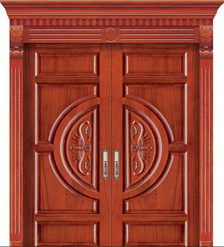 Buy 2015 traditional door design main for Traditional main door design