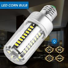 E27 Led Light Bulb E14 220V Lamp Corn 5W 7W 9W 12W 15W 20W 25W Bombillas Chandelier Candle SMD5736 High Power