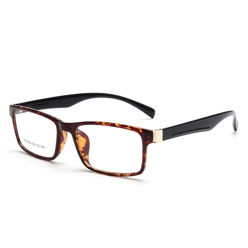 Cubojue Eye Glasses Frame Men Women Ultra-light Eyeglasses Man Non-prescription Eyewear for Optic Spectacles