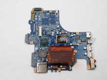 SHELI laptop Motherboard For Sony SVF14 SVF142C29M A1951368A DA0HK8MB6E0 for intel  i3-3227u cpu with integrated graphics card