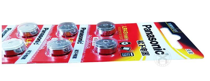 LR43 186 0% Hg para Relógios Brinquedos