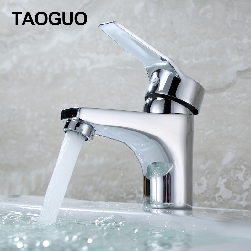 Fenao Yasi single hole basin hot and cold water faucet single hole ...