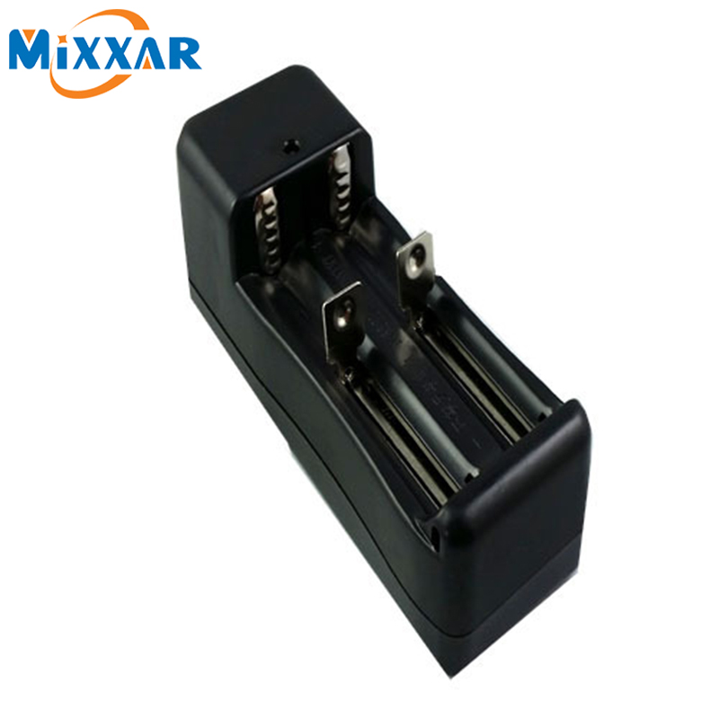 Nzk5 Hot sale !New Universal Battery Charger Can Charge 2 battery Together can be used for 18650 16430 14500 Battery and so on