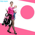 Hot Mom baby trolley super light high landscape folding children summer umbrella car
